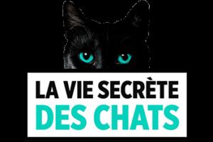 Logo emission la vie secrete des chats
