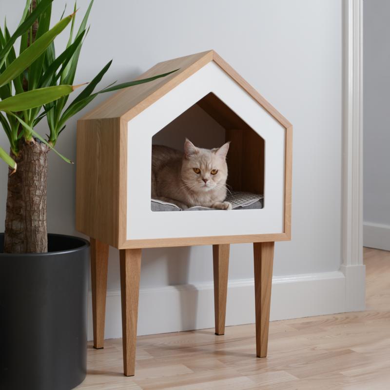Maisonnette pour chat -Catville